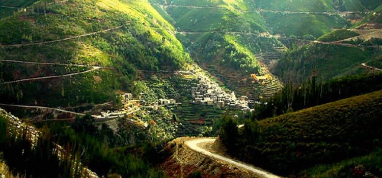 Piódão Village, In Arganil